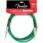 Інструментальний кабель FENDER CALIFORNIA INSTRUMENT CABLE 10 SFG