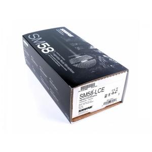 Вокальний мікрофон SHURE SM58 LCE